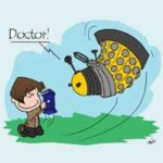 Doctor Who Creative Commons Images