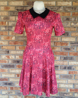 Red Dress for a Clara Oswald Costume