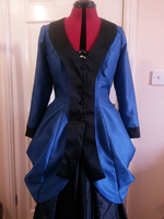 Victorian Dress for a Clara Oswald Costume