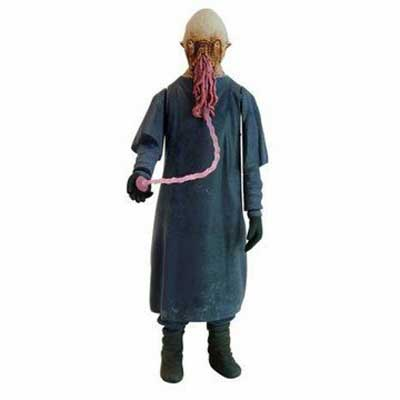 Costume of Doctor Who character Ood
