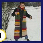 Doctor Who Scarf Knitting Patterns