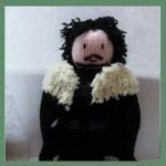 Game of Thrones Doll Knitting Patterns