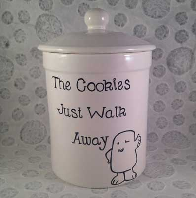 Doctor Who cookie jars