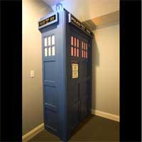 & TARDIS Door Entrance u2022 For The Love of Fandoms