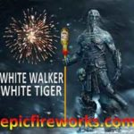 White Walker With… Fireworks?