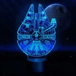 Millennium Falcon LED Lamp