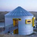 Escape A Zombie Apocalypse In A Grain Bin