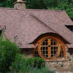 House With A Hobbit-Like Exterior
