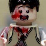 LEGO Recreation Of Glenn's Supposed Death