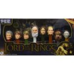 Limited Edition Lord Of The Rings Pez Set