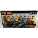 Limited Edition Star Trek Pez Set