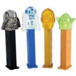 Limited Edition Star Wars Pez Set