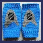 Star Trek Knitting Patterns