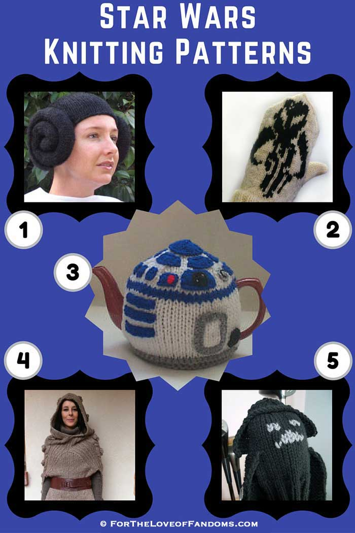 Star Wars Knitting Patterns For The Love Of Fandoms