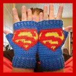 Superman Knitting Patterns