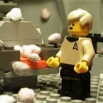 The Trouble With Tribbles LEGO Style!
